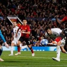 """""""Валенсия"""" - """"Манчестер Юнайтед"""": стартовые составы"""