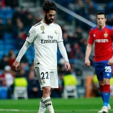 """""""Реал Мадрид"""" впервые за девять лет проиграли матч группового этапа ЛЧ"""