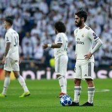"""""""Реал Мадрид"""" потерпел самое крупное домашнее поражение в еврокубках"""