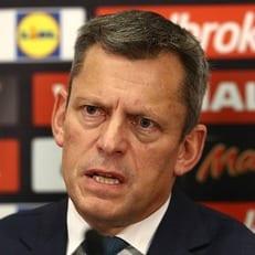 Директор Футбольной ассоциации Англии покинет пост в конце сезона