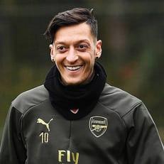"""Озил и Рэмзи вернулись к тренировкам """"Арсенала"""""""