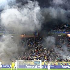 Украина сыграет с Сербией во Львове