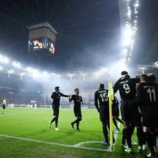 """""""Айнтрахт"""" – первая немецкая команда, выигравшая все матчи группы в еврокубках"""