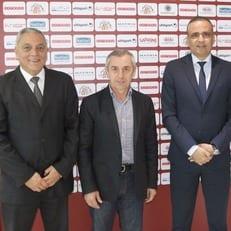 Жиресс возглавил сборную Туниса
