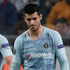 Мората травмировал колено в матче Лиги Европы
