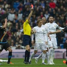 """""""Реал Мадрид"""" - """"Райо Вальекано"""": стартовые составы"""