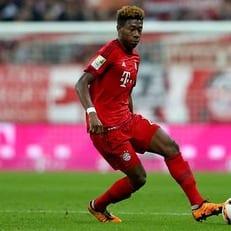 Алаба - первый защитник в истории Бундеслиги, забивший в 9-ти сезонах подряд