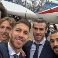 """""""Реал Мадрид"""" отправился на клубный чемпионат мира"""