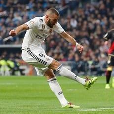 """""""Реал Мадрид"""" минимально переиграл """"Райо Вальекано"""""""