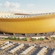 Представлен стадион, где пройдет финал чемпионата мира в Катаре