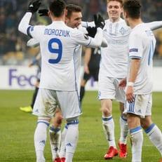 УЕФА утвердил даты и время матчей 1/16 финала Лиги Европы
