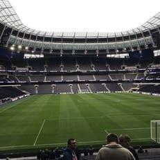 """Фотографии нового стадиона лондонского  """"Тоттенхэма"""""""