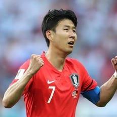 Сон получил вызов в сборную Южной Кореи на Кубок Азии