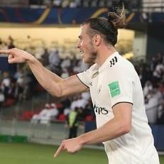 Бэйл стал третьим игроком в истории, оформившим хет-трик на клубном чемпионате мира
