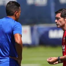 """Тренер """"Валенсии"""" подтвердил переход Мурильо в """"Барселону"""""""