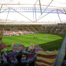 """""""Леванте"""" установит на своем стадионе крышу"""