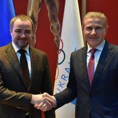 Павелко стал вице-президентом Национального олимпийского комитета Украины
