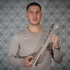 Эден Азар — лучший спортсмен года в Бельгии