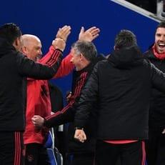 """""""Манчестер Юнайтед"""" впервые с 2013 года забил пять голов в одном матче"""