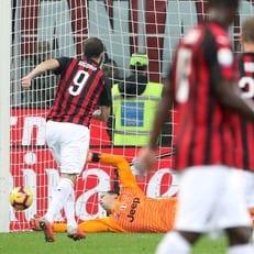 """""""Милан"""" выдал худшую серию за 34 года"""