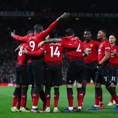 """""""Манчестер Юнайтед"""" впервые за 7 лет забил 12 мячей в трех матчах"""