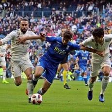 """Реал Мадрид"" арендовал 18-летнего форварда ""Мелильи"" Миссиана"