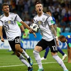 Ройс признан лучшим игроком сборной Германии в минувшем году