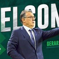 Официально: Херардо Мартино возглавил сборную Мексики