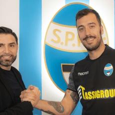 СПАЛ объявил о подписании Вивиано