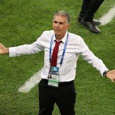 Карлуш Кейруш возглавит сборную Колумбии