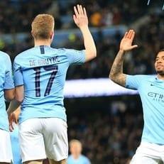 """""""Манчестер Сити"""" – первая команда Англии за 51 год, забившая по 7 голов в двух матчах кряду"""