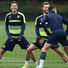 """Шесть игроков """"Арсенала"""" вернулись к тренировкам"""