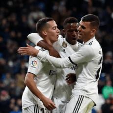 """""""Реал Мадрид"""" уверенно обыграл """"Леганес"""""""