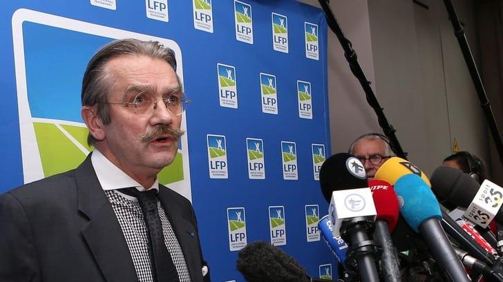 Дидье Кийо – президент Профессиональной футбольной лиги Франции / Фото: lexpress.fr