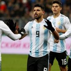 Сборная Аргентины в марте сыграет с Венесуэлой и Чехией