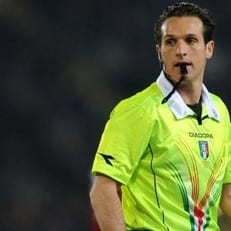Лука Банти обслужит матч за Суперкубок Италии