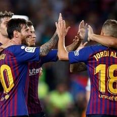 """""""Барселона"""" - рекордсмен по количеству взаимодействий в социальных сетях"""