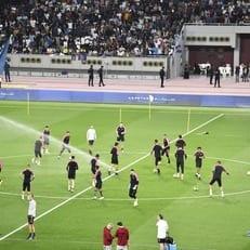 На тренировку ПСЖ в Катаре пришло 12 тысяч зрителей