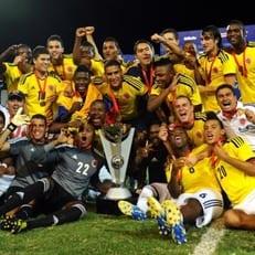 Сегодня стартует Чемпионат Южной Америки по футболу среди молодежных команд