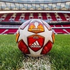 Представлен официальный мяч финала Лиги чемпионов-2019