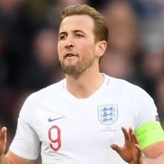 Кейн признан лучшим футболистом сборной Англии в 2018 году