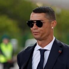 Криштиану Роналду завтра прибудет в Мадрид на суд