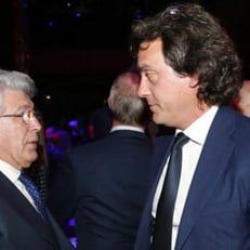 """Агент Альваро Мораты прибыл в Мадрид для переговоров с """"Атлетико"""""""