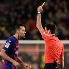"""Серхио Бускетс повторил достижение Пепа Гвардиолы в """"Барселоне"""""""