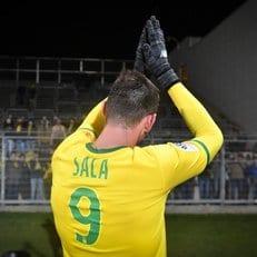 """Матч """"Нанта"""" в кубке Франции перенесен из-за исчезновения Эмилиано Сала"""