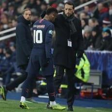 Неймар получил травму в кубке Франции