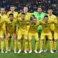 Украина проведет товарищеский матч с Эстонией