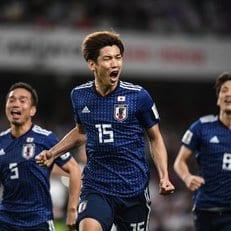 Сборная Японии стала первым финалистом Кубка Азии-2019