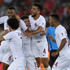 Катар - второй финалист Кубка Азии-2019