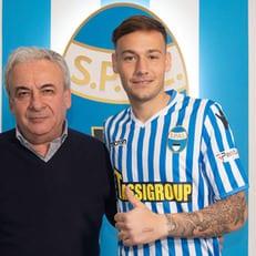 Алессандро Мурджа продолжит карьеру в СПАЛе